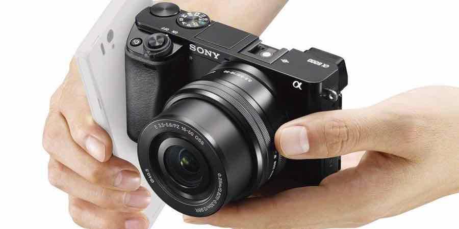 Sony alpha 6000. camara sony alpha a6000