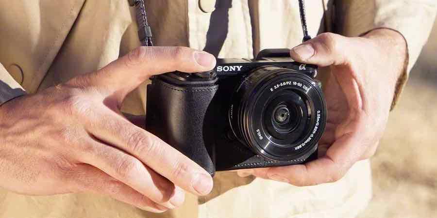 mirrorless sony, Sony a600, Sony alpha