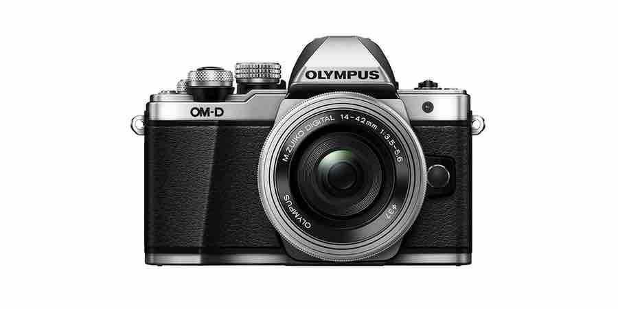 Camara Olympus OMD